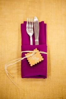 wedding photo - Naranja y sangría Rústico boda de la caída