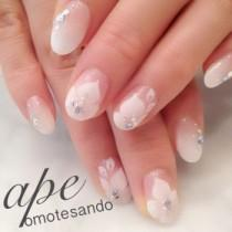 wedding photo - Wedding Nail Art