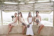 wedding photo - Rustic, Barefoot Beach Wedding in Lamberts Bay {Jules Morgan Photography}
