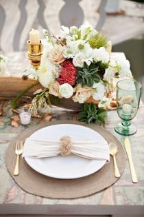 wedding photo - Причудливых Морских Свадьбе