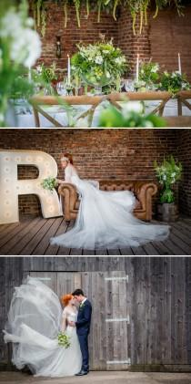 wedding photo - Rustic Glamour.
