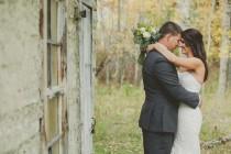 wedding photo - A Charming, Rustic Wedding in Winnipeg, Manitoba