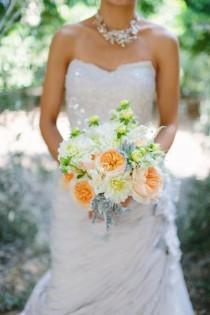 wedding photo - Rustic Elegance En Highland Springs Resort