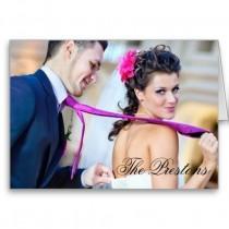 wedding photo - الصورة شكرا لك بطاقة