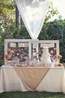 wedding photo - Rustic Elegance - una boda en el Muckenthaler Mansion
