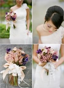 wedding photo - Свадьбы-невеста-букет