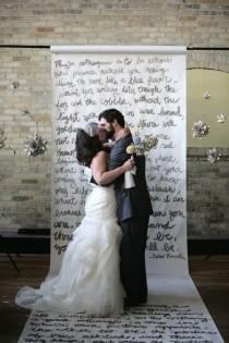 wedding photo - Top 10 des contextes de mariage pour les cabines de photos, tableaux de dessert et cérémonies