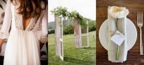 wedding photo - Inspiration Board: The New Rustic - SouthBound Bride