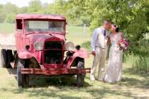 wedding photo - Texas Chic Rustic Country Bridals