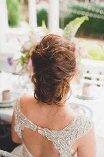 wedding photo - coiffures