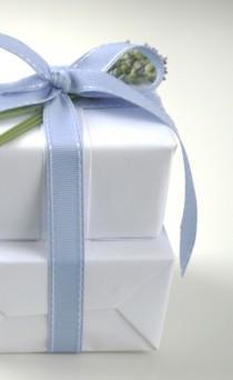 wedding photo - أنيقة تغليف الهدايا