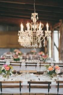 wedding photo - Rústico-Glam Ganado estación boda