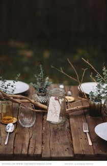 wedding photo - Rustic Wedding Chic