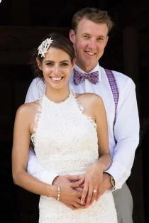 wedding photo - A Rustic Destination Wedding In Vermont