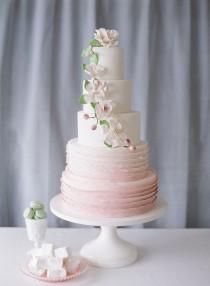 wedding photo - Beautiful Cakes
