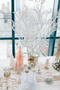 wedding photo - Десерт Таблица