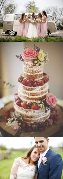 wedding photo - Rustic Vintage Prettiness In Stow On The Wold.