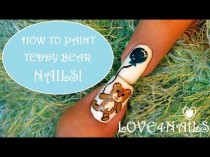 wedding photo - Manicure Monday Nail Art Design #3 For Stylehaul Blog ~ Tutorial