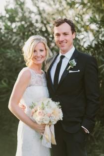 wedding photo - Romantic Hickory Street Annex Wedding Ruffled