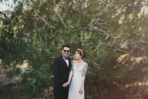 wedding photo - Stress Free Wedding in the Forest: Michaela & Aviad
