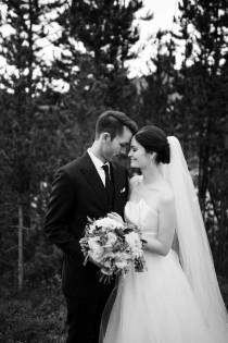 wedding photo - Hochzeitspaar