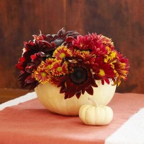 wedding photo - Centerpiece And Tabletop Decoration Ideas For Fall