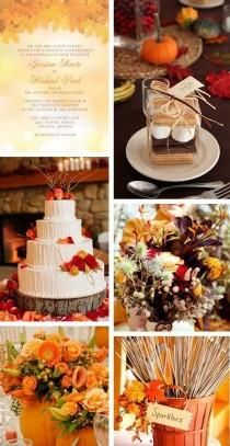 wedding photo - Fall Wedding Ideas
