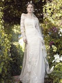 wedding photo - Yolan Cris 2013 Seven Promises Bridal Collection