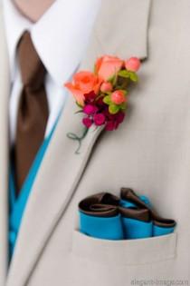 wedding photo - Boutonnières de mariage