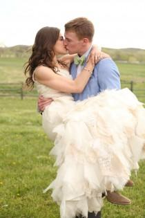 wedding photo - Rustic Kentucky Derby Wedding Inspiration