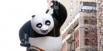 wedding photo - Guy Dresses Up as Kung Fu Panda to Propose