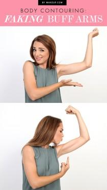 wedding photo - Body Contouring: Faking Buff Arms