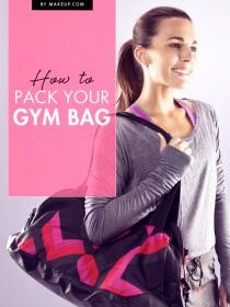 wedding photo - How to Pack Your Gym Bag