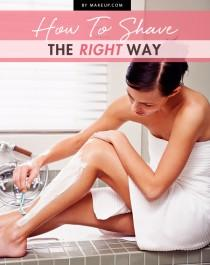 wedding photo - How to Shave the Right Way