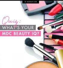 wedding photo - Quiz: What's Your MDC Beauty IQ?