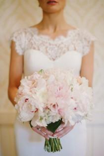 wedding photo - Ladies' Свадебные Букеты И Джентльмена Бутоньерки❤