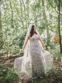 wedding photo - Fairytale Woodland Weddings