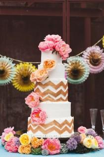 wedding photo - gâteau