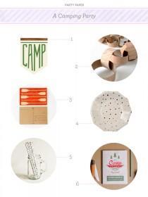 59f4614a7043 Wedding Ideas - Camping - Weddbook