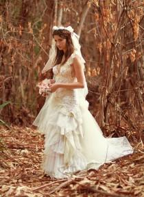 wedding photo - The AsA Custom Elena Gown --Made To Order