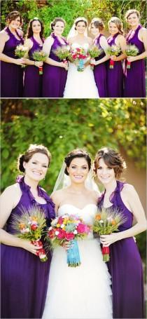wedding photo - Modern Vegas Wedding