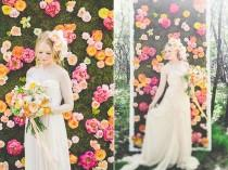 wedding photo - Arches & Backdrops