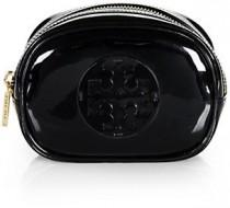 wedding photo - Tory Burch Patent Leather Cosmetic Bag