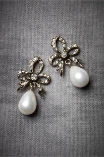 wedding photo - Troika Earrings