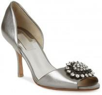 wedding photo - Badgley Mischka Lacie Evening Pumps