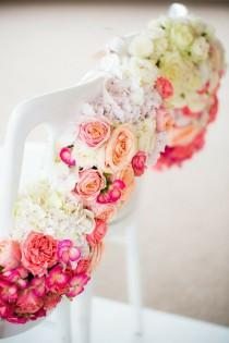 wedding photo - Wedding Chair Decor