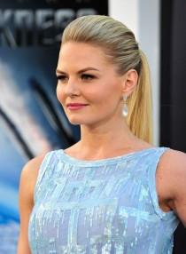 wedding photo - More Pics Of Jennifer Morrison Ponytail