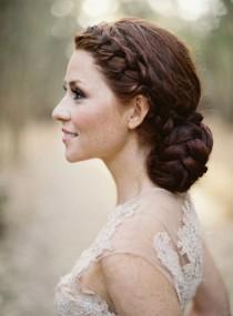 wedding photo - 15 Best Bridal Buns