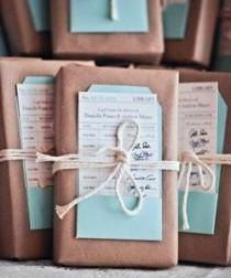 wedding photo - WEDDING FAVORS
