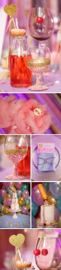 wedding photo - Weddings-Glitter